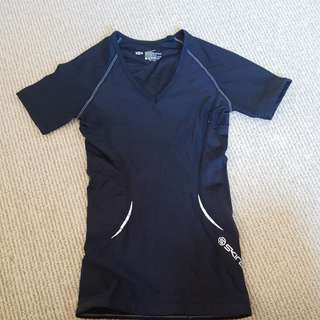 Skins A400 Compression T shirt XS