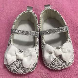 Brand new baby girl shoes