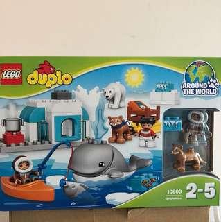 BN LEGO Duplo Around the World (Arctic) Edition