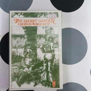 The Secret  Garden F.Hodgson Burnett