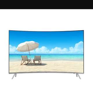 Samsung Premium UHD One Set Only Sale!! Samsung 55 inches Curved Premium 4K UHD Smart Digitally Ready LED TV!!!