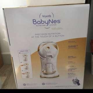 Babynes machine