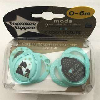 Limited Edition Tommee Tippee Pacifier