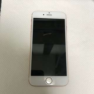 iPhone6S 64GB 玫瑰金 Rose Gold