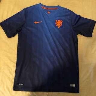 Nike Netherlands Away Jersey