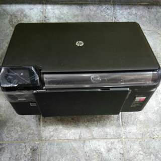 HP Printer (no ink) PhotoSmart Wireless e-All-in-One printer scanner copier