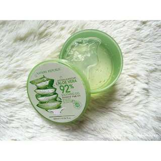 Authentic Nature Republic Soothing Aloe Vera Gel