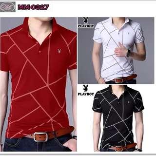 CODE: MM-0327 Playboy Polo Shirt