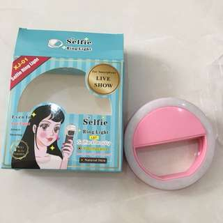 Selfie Ring Light LED