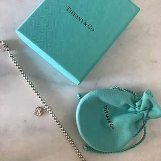 TIFFANY & CO - RETURN TO TIFFANY BEAD BRACELET