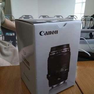 Canon macro lense 100mm f2.8