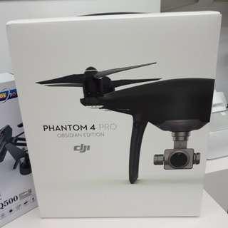 DJI Phantom 4 Pro Obsidian Promo Free Drone