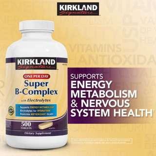 Kirkland Super B Complex