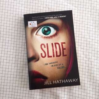 Buku Novel Misteri Thriller Slide