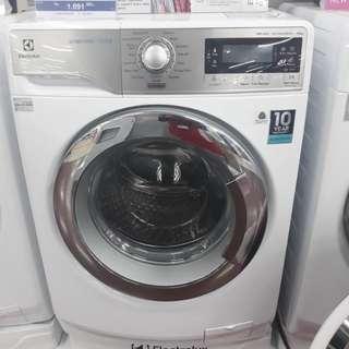 Mesin Cuci Electrolux 1 Tabung 13 KG Cicilan Tanpa Kartu Credit Proses Cuma 30 Menit