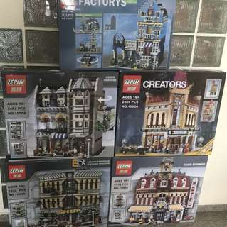 Lepin building