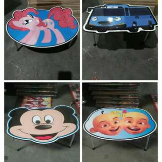 Meja karakter anak