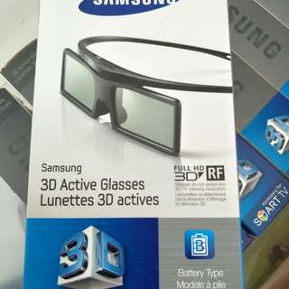Samsung smart TV 3D glasses