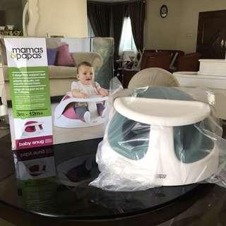 MAMAS & PAPAS Baby Snug Teal Unisex
