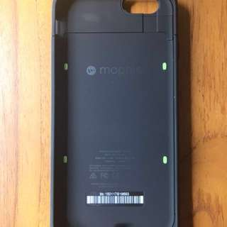 Mophie Battery Juice Pack Case for iPhone 6