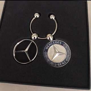 Mercedes Key Chain