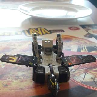 Transformer titan return ravage