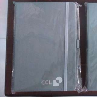 Grey CCL Notebook