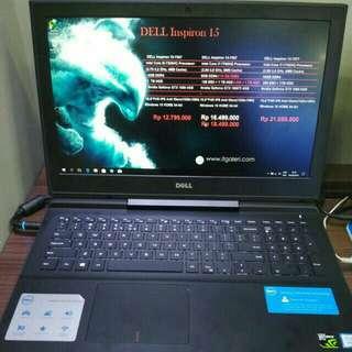 Dell inspiron 15-7567