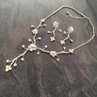 Blossom Night Necklace Set