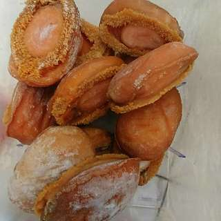 Dried Abalones for sales!