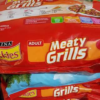 Friskies Meaty Grills 3kg