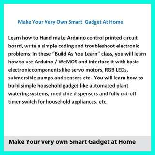Learn How To Make Electronic Gadget