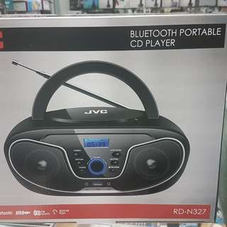 HTC BLUETOOTH PORTABLE CD PLAYER