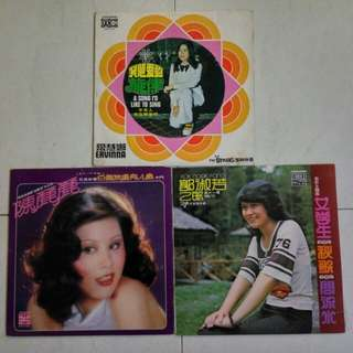Vinyl Record 3pcs 黑胶唱片
