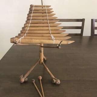 Handmade Wooden musical instrument