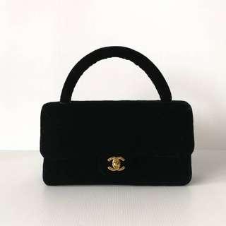 Authentic Chanel Medium Coco Handle