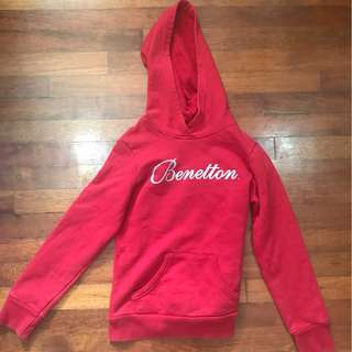 Benetton Hoddie For Kids