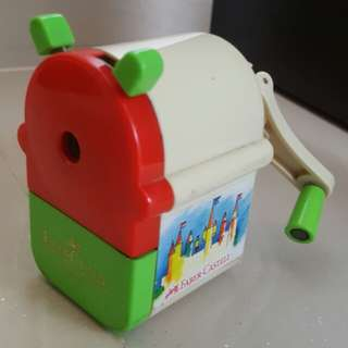 Faber Castell Pencil Sharpener