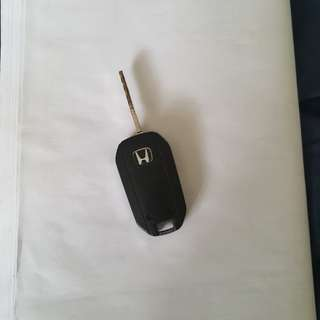 Honda Civic car key