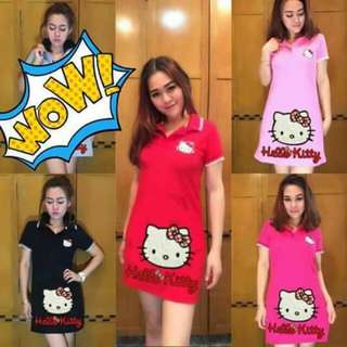 Hello kitty Polo dress