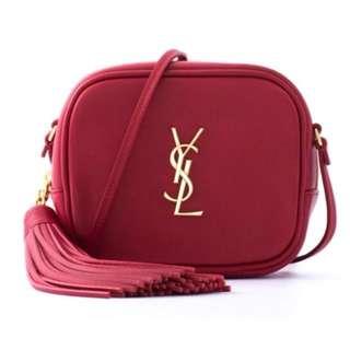 YSL Blogger Shoulder Bag GHW