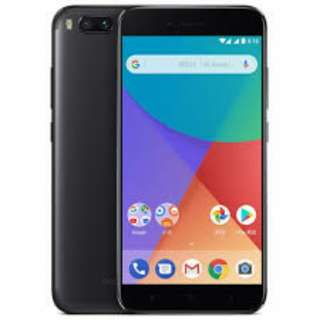 Xiaomi Mi A1 BLACK RESMI Cash Or Kredit Tanpa CC