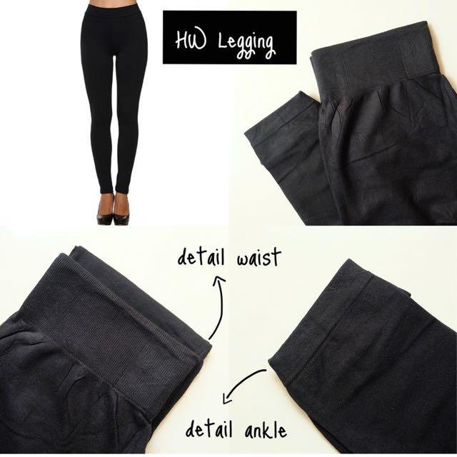 •1.4 high waist legging