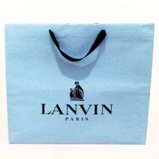 Paperbag lanvin √