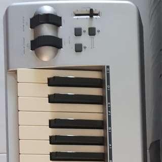 M audio keystation 61es