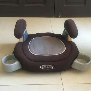 GRACO Booster Portable Carseat