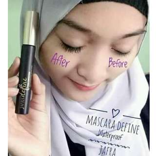 Mascara Waterprof Black