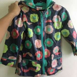 Little Waterproof Jacket Hoodie