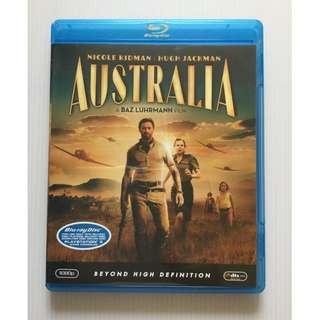 Australia Blu Ray