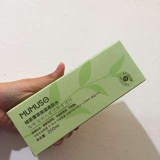 Mumuso Green Tea Seed Toner